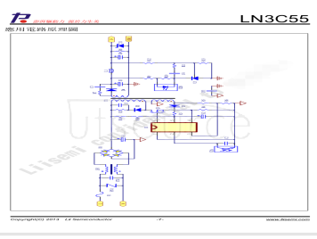 Power Chip LN3C55