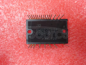 6MBP20XSF060-50/25A600V