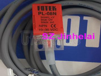 FOTEK PL-08N New and original Proximity switch Proximity sensors NPN