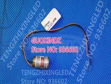 US-Lasers Inc M650-5I 650nm 5mW Red Laser Diode and Red Diode Laser Module 3V ~ 6V 25mA Cylinder (10.4mm Dia)