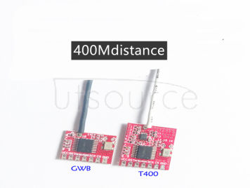 2.4G wireless module, anti-interference, low power consumption, super 24L01, used in the 400-meter version of aeromodelling industrial electronic digital