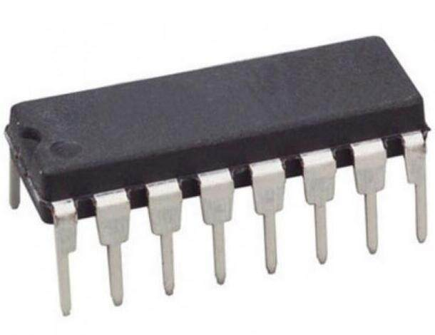 U4468B-MG19 Audio Demodulator 2 Channel 16-DIP