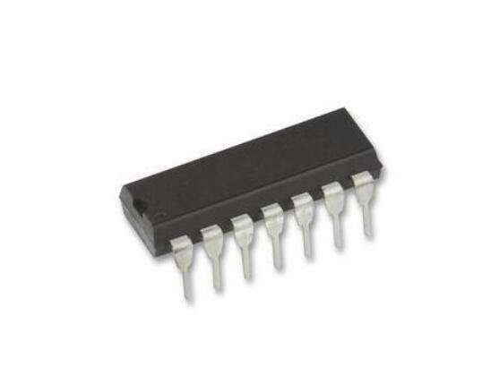 HD74LS10P Triple 3-input NAND Gate