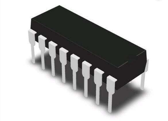 HD14017BP Dual 4-input NAND Gate