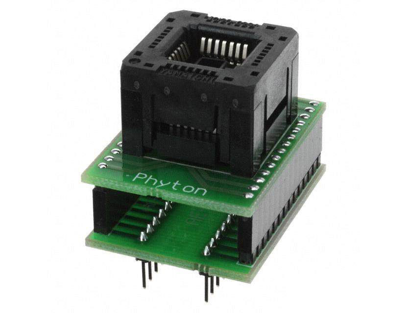 GAL22V10D-15LJN IC CPLD 10MC 15NS 28PLCC