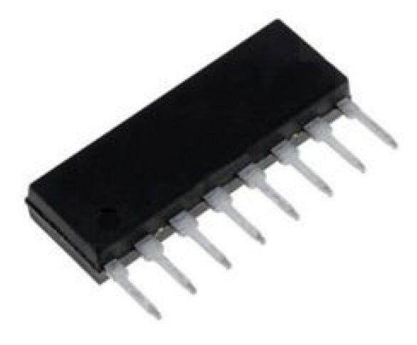 NJM2244L 3-INPUT VIDEO SWITCH WITH 75OHM DRIVER