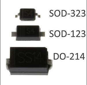 MMSZ5227B 3.6V, 0.5W Zener Diode; Package: SOD-123; No of Pins: 2; Container: Tape & Reel