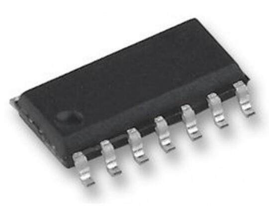 SN74F02DR NOR Gate IC 4 Channel 14-SOIC