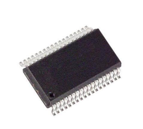 UCC5672MWP 9 Line 2.7-5V Multimode Terminator for SCSI through Ultra320 with SPI-3 Mode Change Delay 36-SSOP 0 to 70