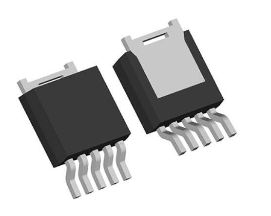 BA00AS-E2 BA00AS-E2 LDO Voltage Regulator Adjustable 300mV/0.3V With Enable Pin TO-252-5 marking BA00AS Short-Circuit Protection Over-Temperature Protection